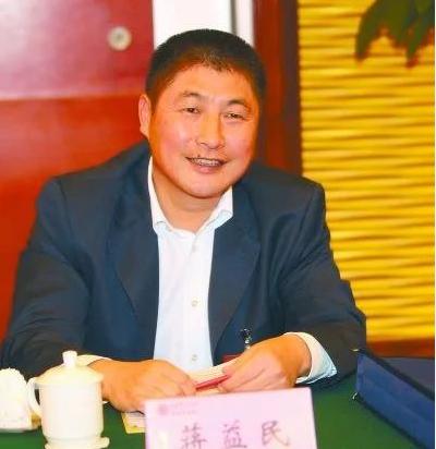 湖南省住建厅原厅长蒋益民。资料图