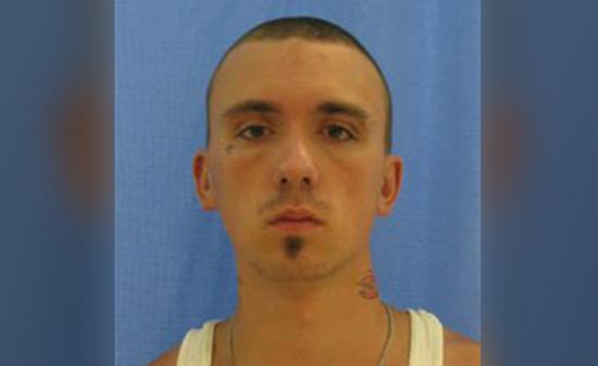 警方31日下战书宣布24岁嫌犯Austin Boutain已落网。 中国侨网 图