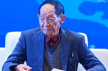 袁隆平:若是天下一半稻田种杂交稻将多养活五亿人