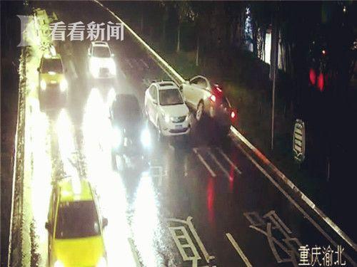 男人醉驾逆行致两车相撞 被抓后称政法委有同窗