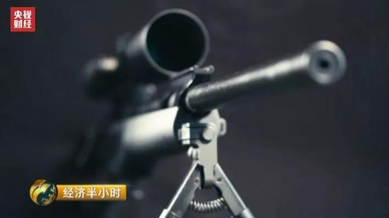 重大揭秘!中国顶级偷袭步枪首度亮相 造枪手竟是柔弱女子