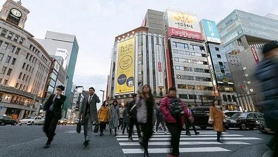 日本派出史上最大规模经济团 想来中国抢商机