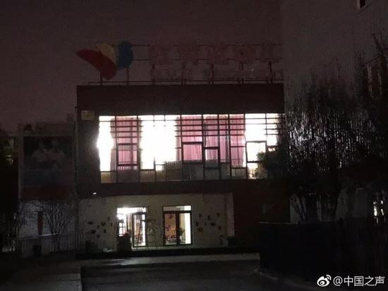 (图片来源:中国之声记者任梦岩 摄)