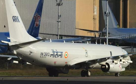 "▲印度P-8I""海神"""