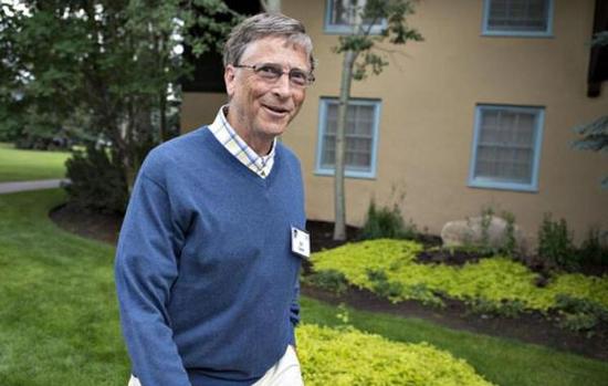 比尔・盖茨被增选为中国工程院外籍院士。
