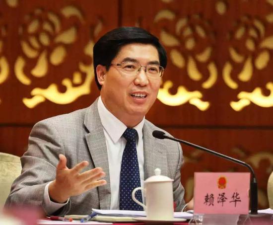 广东同时调整2名市委书记(图)