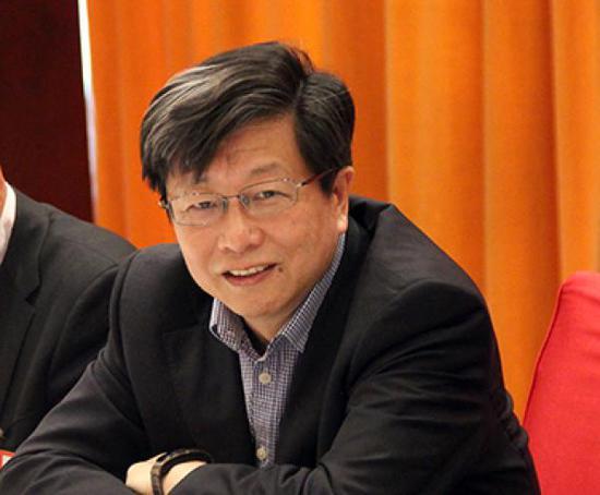 全国政协委员、中国科学院院士包为民。
