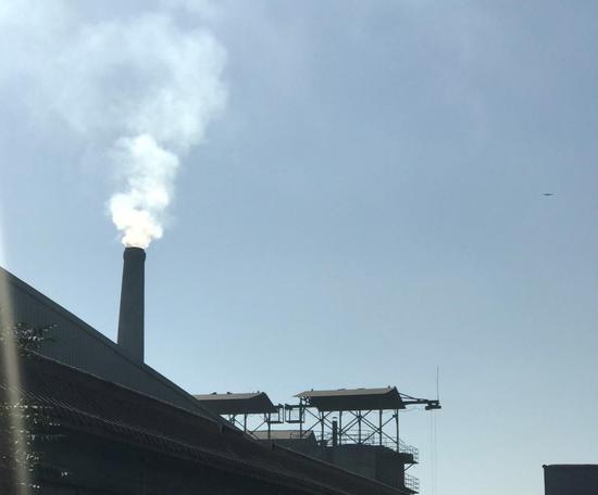 图2 生产设施未安装污染源在线监测设施