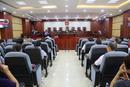 港北法院党员旁听职务犯罪庭审接受警示教育