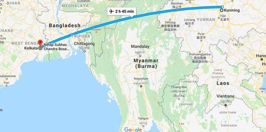 图片来源:谷歌地图