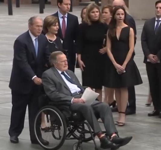 Barbara Bush's funeral held in Houston