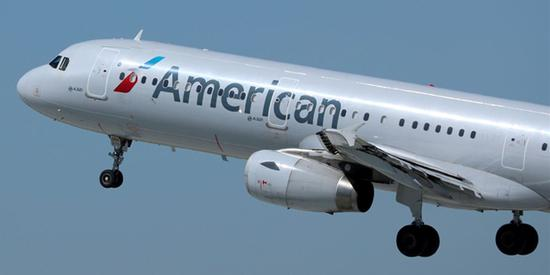 美国航空 图自外媒