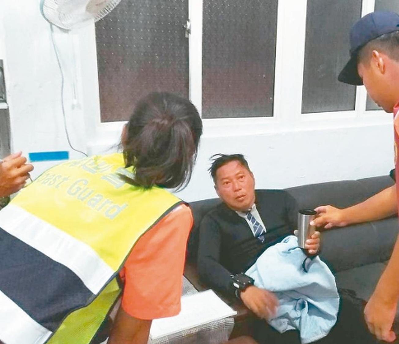台媒:2潜水客在台湾海域失踪 包括一名大陆游客