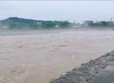 日本暴雨已致数十人死伤 雷雨天气还将持续