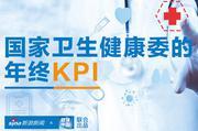 国家卫生健康委的年终KPI是啥样?