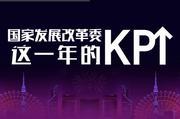 图解:国家发展改革委的年度KPI