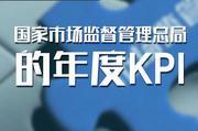 国家市场监管总局这一年的KPI