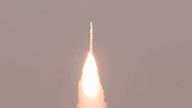中国首枚民营自研商业火箭成功发射