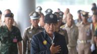 泰总理巴育举行普吉沉船事件发布会:一定会追查到底