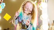 11岁像80岁!美早衰症女孩形如外星人却坚强乐观