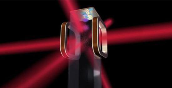 NASA冷原子实验室内,激光器和其他技术将原子冷却到绝对零度附近。来源:英国《自然》杂志官网