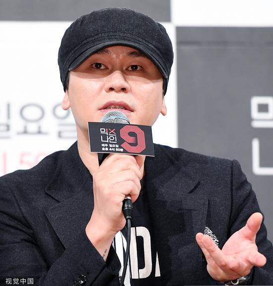YG原代表梁铉锡被禁止出国 涉嫌赌博等多项犯罪|梁铉锡