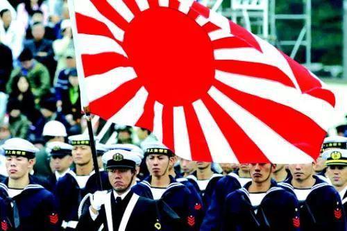 日本海上自卫队阅兵时的场景(资料图)