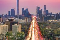 美图:灯火下的城市魅力