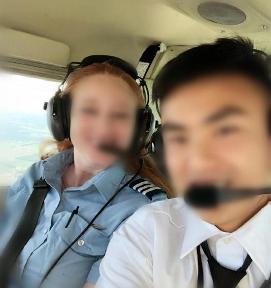 中国学员在美坠机遇难:起飞前请求报修飞机未同意|坠机