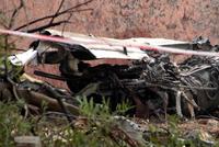 事发地距首都不到100公里  飞机坠毁前已燃烧