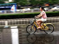 北京降大雨 早晨雨势渐停