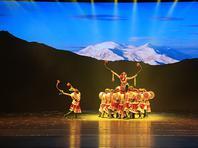 组图:第五届北京国际青少年艺术周开幕
