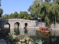 寻找童年的记忆,北京的北海公园