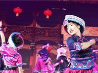 湖北来凤摆手舞亮相全国广场舞北京展演