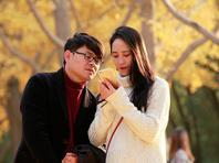 北京图见|银杏林之恋