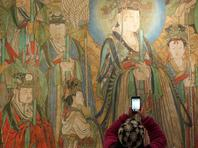 130余件流失海外壁画展在北京落幕
