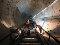 北京地铁17号线全面复工 南段年底将率先开通