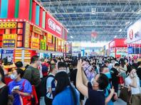 中国特许加盟展在京开幕