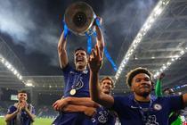 切爾西奪歐冠冠軍