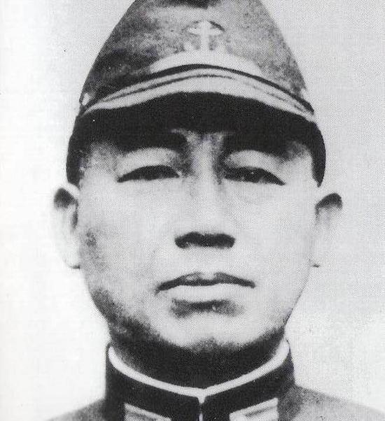 大西泷治郎系二战期间日本海军中将(图片来源:中时电子报)