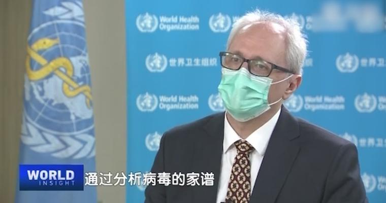 视频|世卫组织驻华代表:全球疫情蔓延 病毒同根同源