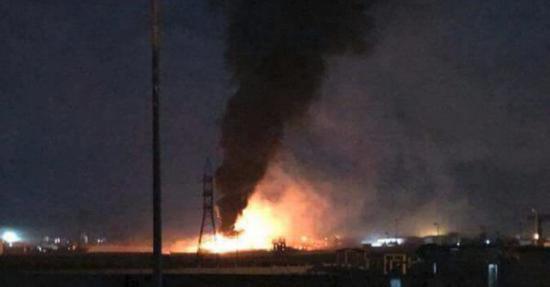 叙军事基地再遭火箭炮攻击 军方:敌人新的侵略