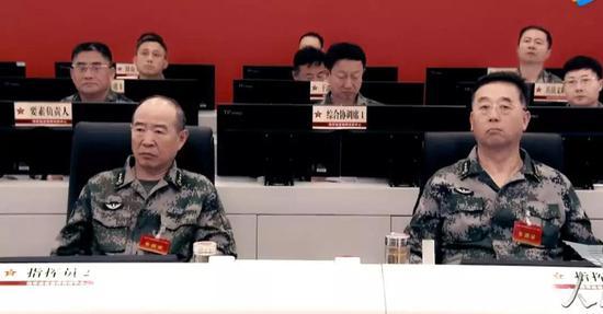 韩卫国(右)刘雷(左)