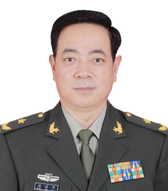 陈道祥少将任解放军驻香港部队司令员