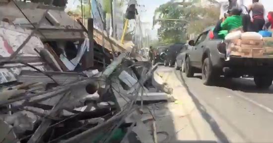 印尼龙目岛今日地震为6.2级:2周来第3次强烈地震