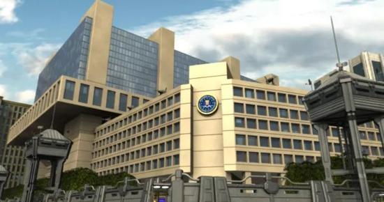 美國FBI總部