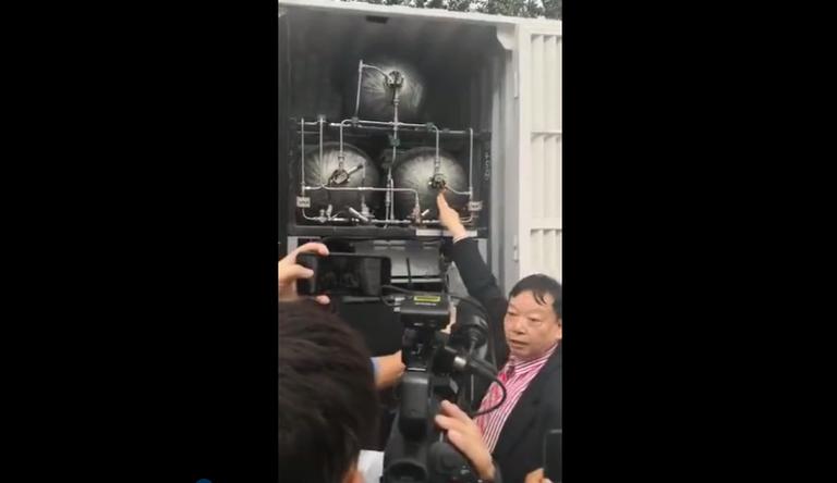 """视频-庞青年现身解释""""水氢发动机""""原理 回应成本质疑"""