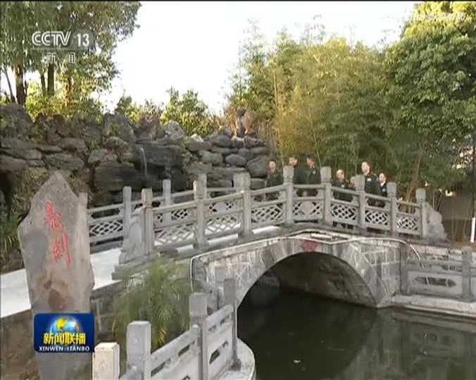 视频|习近平春节前夕视察看望驻云南部队