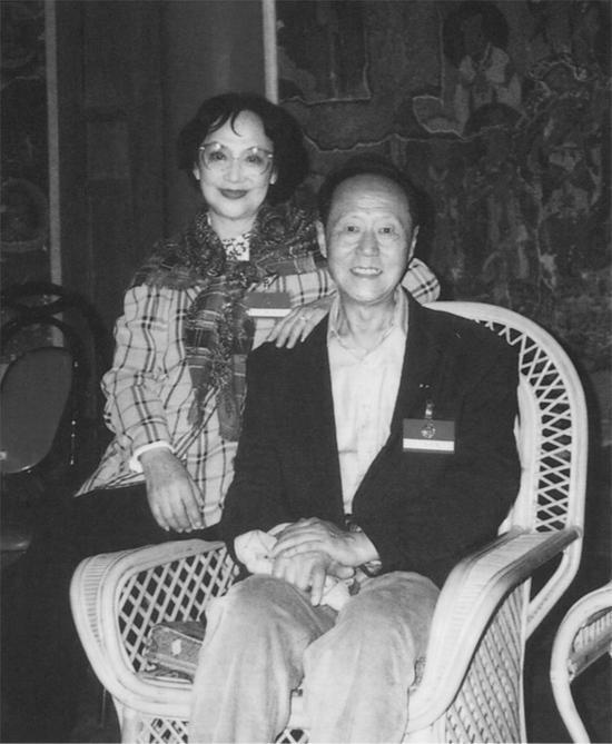 王丹凤、柳和清夫妇