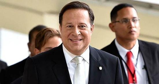 巴拿马总统巴雷拉(资料图)